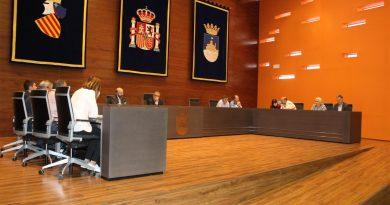El Ayuntamiento de Oropesa aprueba invertir 1,5 millones en el edificio social de Pío XII y el polideportivo con piscina