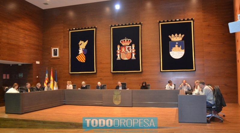 Oropesa aprueba una modificación del PGOU que busca resolver el conflicto del edificio Bernat