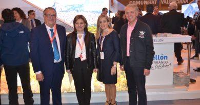 'I love Oropesa del Mar', lema para la oferta turística de la localidad en Fitur