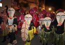 Oropesa celebra el Carnaval con un colorido desfile de disfraces