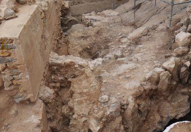 El Ayuntamiento de Oropesa del Mar retoma los trabajos de restauración del castillo