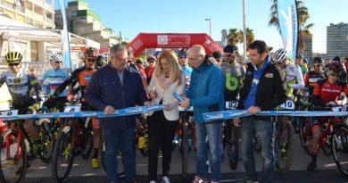 Más de 600 atletas de todo el mundo participan en la carrera de mountain bike Mediterranean Epic