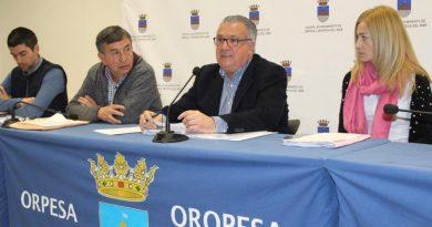 El Ayuntamiento de Oropesa cierra el 2017 con 25 millones de remanentes y deuda cero