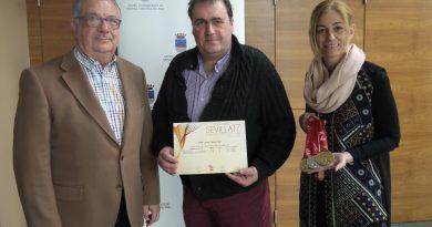 El oropesino José Tormo triunfa en el Campeonato Ornitológico de España disputado en Sevilla