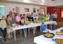 Los mayores de Oropesa participan en el concurso de cocina de los Juegos de Primavera