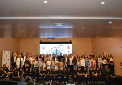 Andrés Fernández es proclamado Deportista del Año en la VII Gala del Deporte de Oropesa