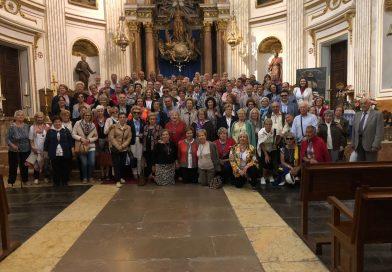Más de un centenar de oropesinos viajan a Segorbe para honrar a la Virgen de la Paciencia