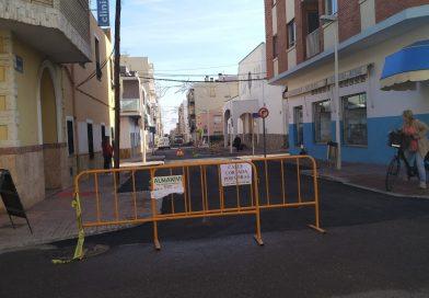 """Ciudadanos critica """"el exceso de obras en fechas turísticas"""""""