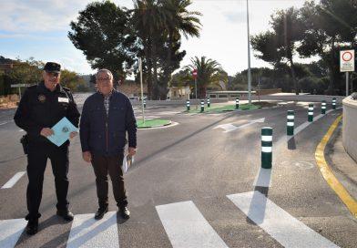 Oropesa mejora el acceso a la urbanización Les Platgetes