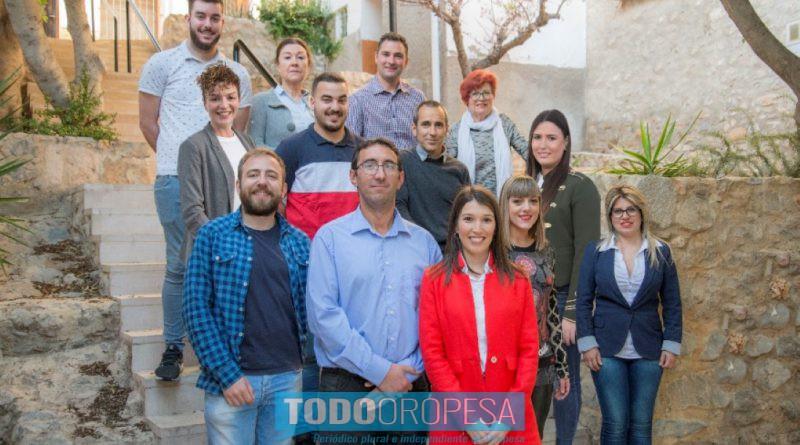 "El PSPV anuncia una ""candidatura preparada"" para gobernar Oropesa"