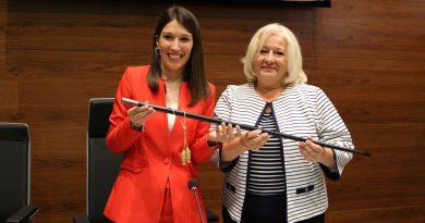 María Jiménez y Araceli de Moya asumen las principales áreas del nuevo gobierno