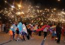 Más de 5.000 personas celebran la mágica noche de San Juan en Orpesa