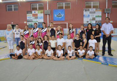 El Club de Gimnasia Artística de Orpesa despide el curso con una exhibición