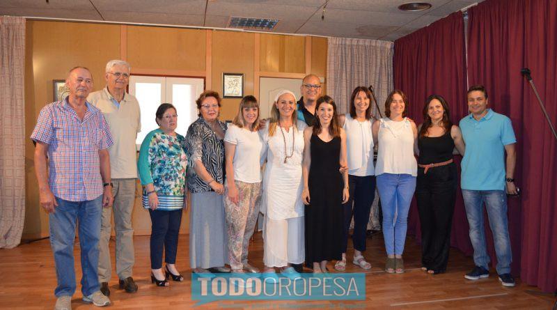 El CIM de Orpesa cierra el curso con exhibiciones de baile, manualidades y yoga