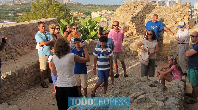 El castillo de Oropesa tendrá abiertas sus puertas todo el día