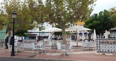 Oropesa estudia peatonalizar la plaza Mayor en 2021