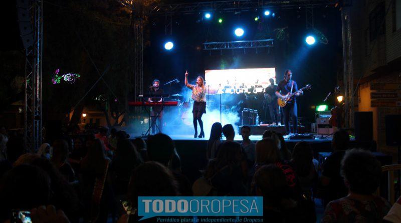 Oropesa lanza las entradas para Niña Pastori y Víctor Manuel