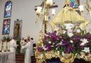 Los oropesinos despiden a su párroco de los últimos 27 años, José Aguilella