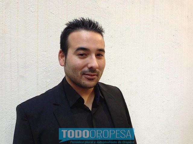 El cantaor flamenco Javier Calderón 'El Tete' actúa en Oropesa - Todo Oropesa