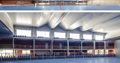 El polideportivo, las pistas de pádel y el frontón retoman su actividad