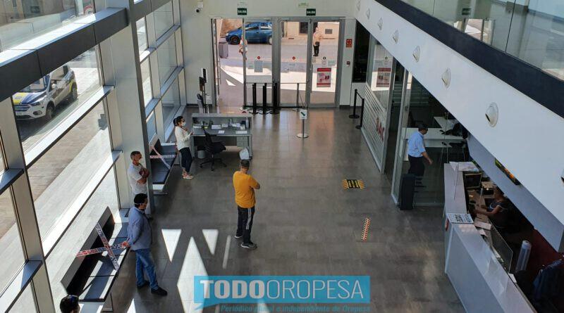 Oropesa toma nuevas medidas ante el aumento de contagios