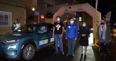 El Eco Rallye de la Comunitat Valenciana hace parada en Oropesa del Mar