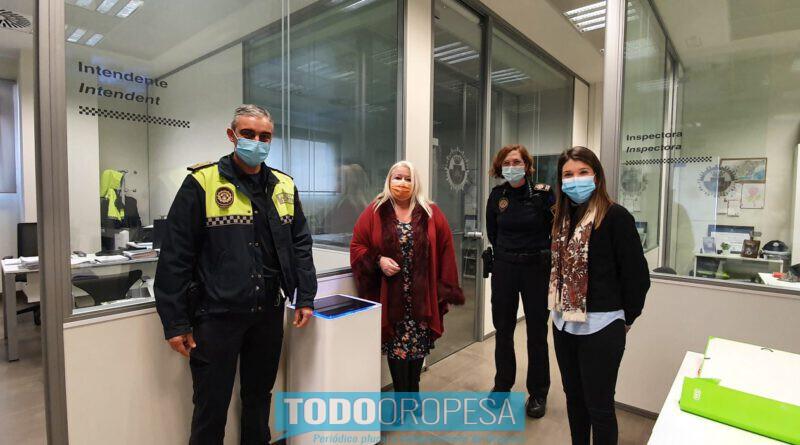 Oropesa instala purificadores en las dependencias municipales
