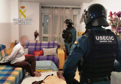Desmantelan dos bandas que distribuían droga por el método 'telecoca' en Oropesa