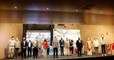 Ximo Puig presenta en Oropesa el dispositivo de seguridad del verano
