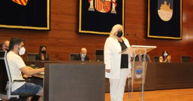 Araceli de Moya, proclamada nueva alcaldesa de Oropesa