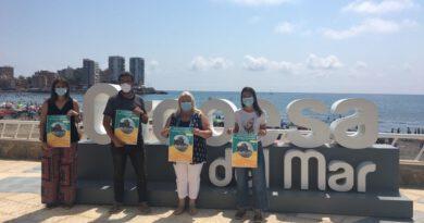 Oropesa reúne este año a 400 personas en La Travesia Platges